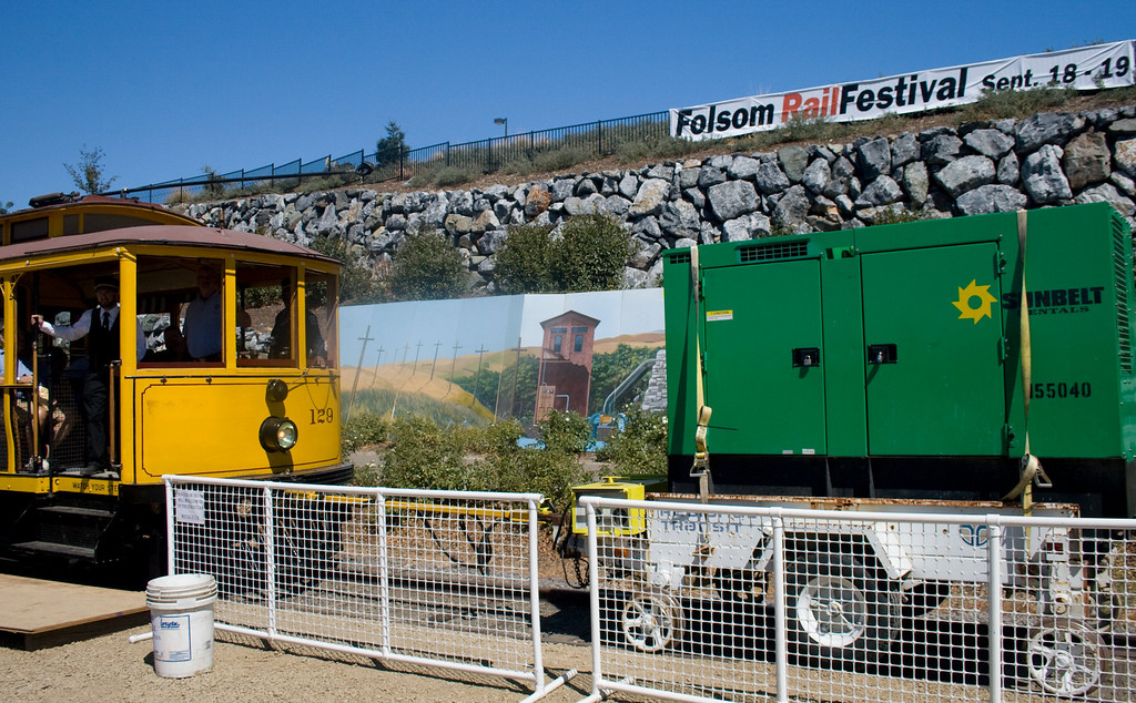 Folsom Rail Festival, September 18, 2010, Folsom, CA.  Image Copyright 2010 by DJB.  All Rights Reserved..