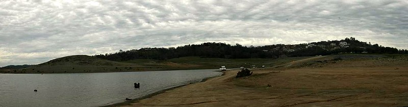 "Brown's Ravine Marina at Folsom Lake, February 2009.  Image Stiching by AutoStich.      Image Copyright 2009 by DJB.  All Rights Reserved.  <a href=""http://www.DaveXMasterworks.com"">http://www.DaveXMasterworks.com</a>,  <a href=""http://www.facebook.com/DaveXMasterworksPhoto"">http://www.facebook.com/DaveXMasterworksPhoto</a>"