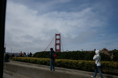 Golden Gate Bridge & Bonita point