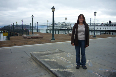 Jocelyn in SF, September 2008