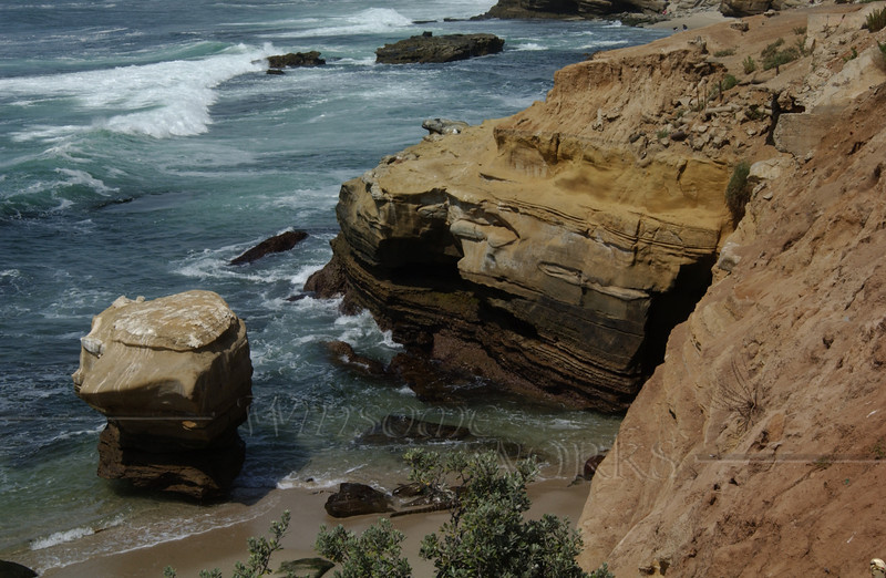 Seal Rock, La Jolla