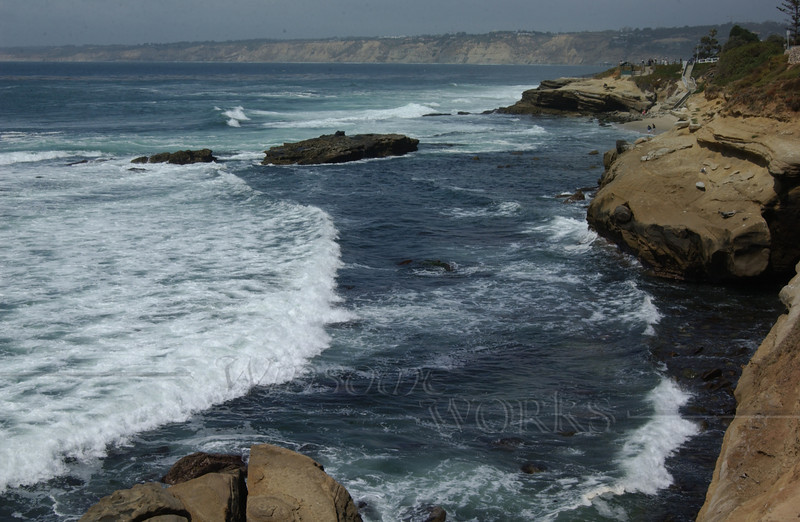 Can't get enough of that California coast!