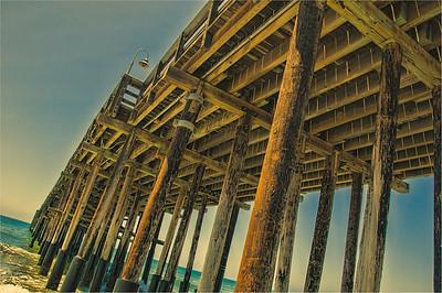 Ventura Pier Walkway 051013-0294