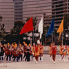 Marching Band Provided by NSP at Convention Center - Nature's Sunshine Convention - Long Beach, CA  Aug. 1-5, 1990