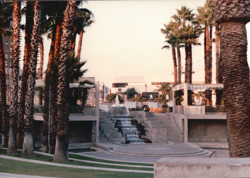 By The Mall - Nature's Sunshine Convention - Long Beach, CA  Aug. 1-5, 1990