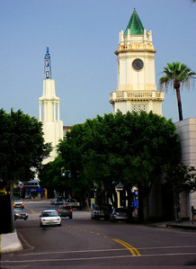 Fox Theatre  Turn-of-the-century architecture  Westwood Village, California
