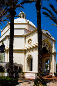 Turn-of-the-century architecture  Westwood Village, California