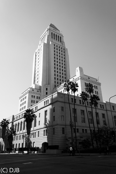 City Hall, Los Angeles, CA.