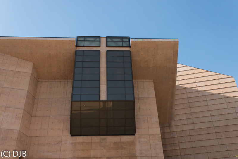 Cathedral of Our Lady of the Angels, Los Angeles, CA.