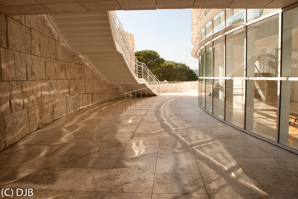 J. Paul Getty Museum, Los Angeles, CA.   Image Copyright 2013 by DJB.  All Rights Reserved.