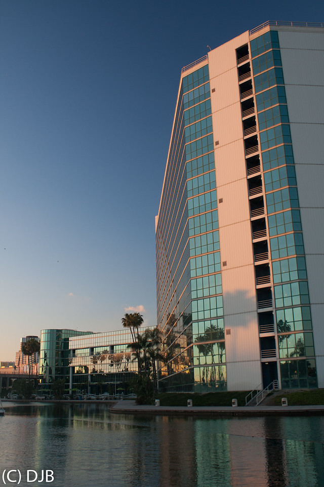 Hyatt Regency, Long Beach, CA.