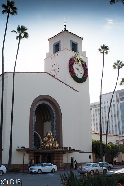 Union Station, Los Angeles, CA.
