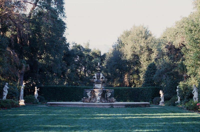 The Huntington Gardens, San Marino, CA.