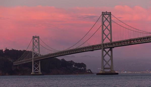 Mom & Dad visit 8/13 (San Francisco, Filoli, Half Moon Bay, San Jose)