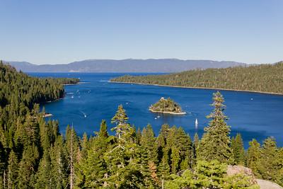 Mom and Dad visit 8/14 (San Jose, Lake Tahoe, San Francisco)
