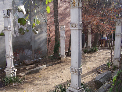 Ruins on J Street, Old Sacramento