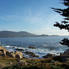 Pescadero Point marks the northern-most point of Carmel Bay and Stillwater Cove