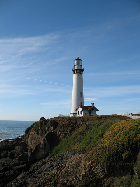 Pigeon Point Light Station, Pescadero, CA. Image Copyright 2006 by DJB.  All Rights Reserved.