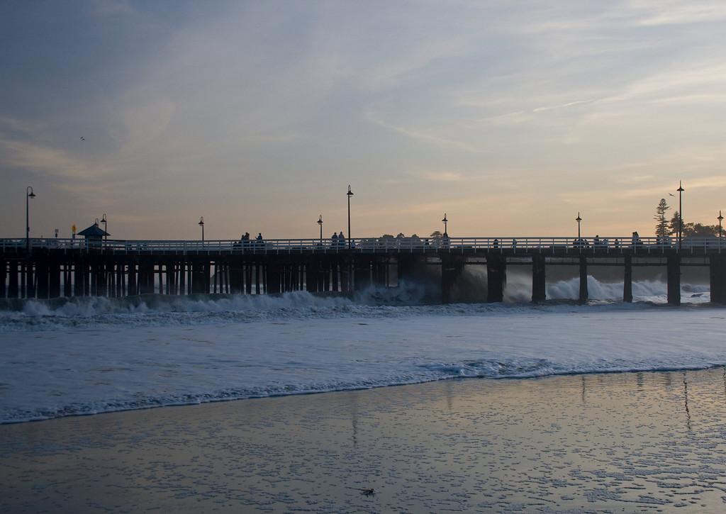 Santa Cruz Beach Boardwalk, Santa Cruz, CA.  Image Copyright 2010 by DJB.  All Rights Reserved.