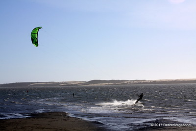 Wind Surfing Morro Bay