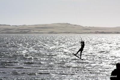Morro Bay Wind Surfing