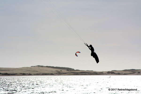 Wind Surfing - Morro Bay