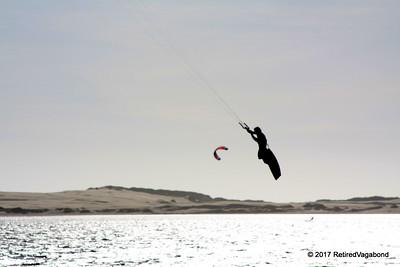 Wind Surfing - Morro Bay