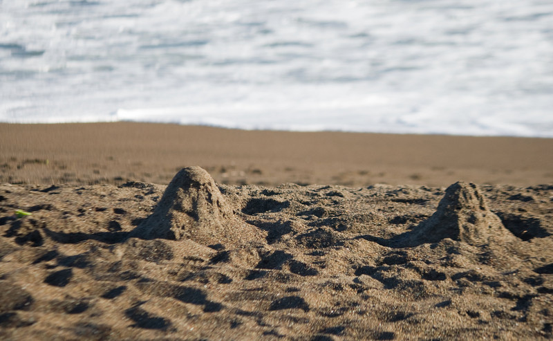 Rodeo Beach, Sausalito, CA. Image Copyright 2010 by DJB.  All RIghts Reserved.
