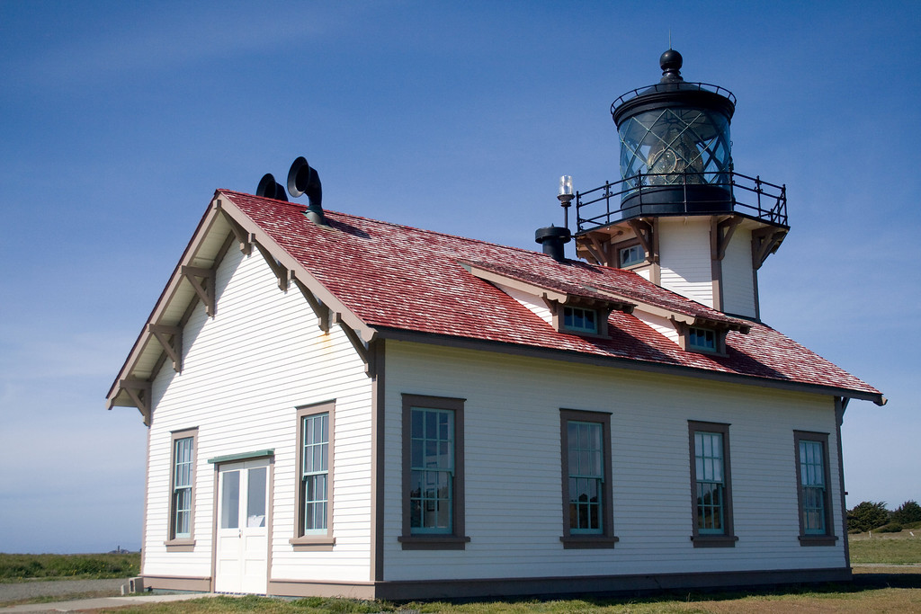 Point Cabrillo, Mendocino, CA. Image Copyright 2010 by DJB.  All RIghts Reserved.