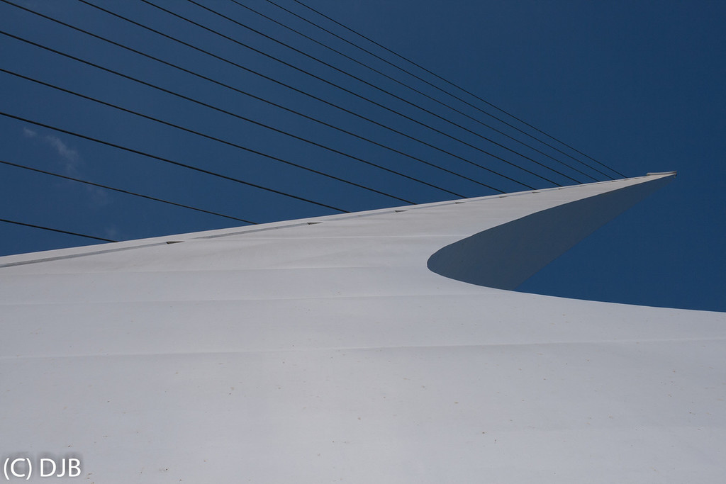 "Sundial Bridge, Redding, CA.  Image Copyright 2012 by DJB.  All Rights Reserved.   <a href=""http://www.DaveXMasterworks.com"">http://www.DaveXMasterworks.com</a>,  <a href=""http://www.facebook.com/DaveXMasterworksPhoto"">http://www.facebook.com/DaveXMasterworksPhoto</a>"