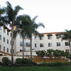 CA Hotel Architecture - Orange County Airport Hotel Terrace Drive  2-16-07