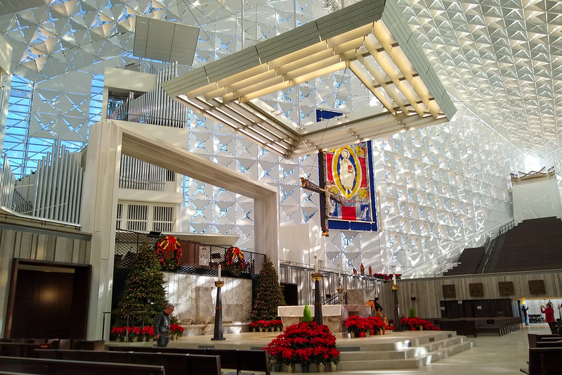 The Christ Cathedral, Garden Grove, CA.