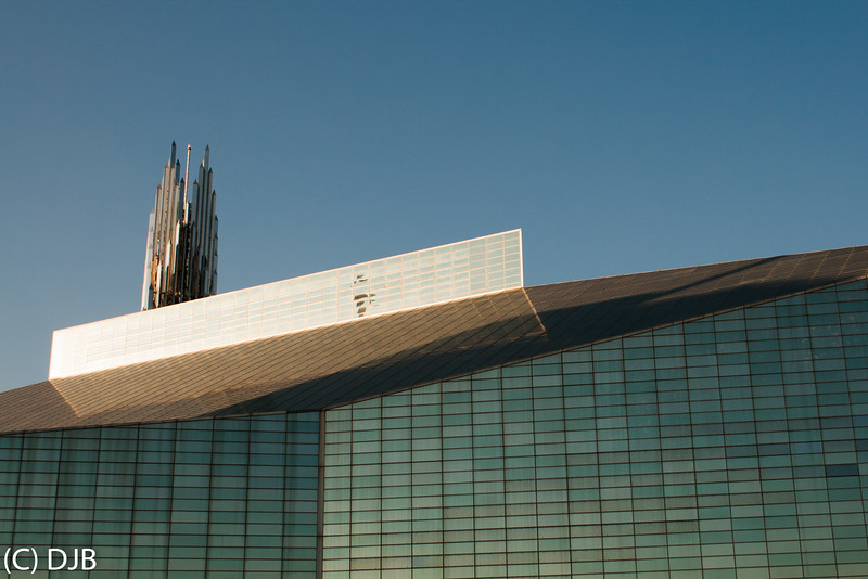 The Christ Cathedral (formerly Crystal Cathedral), Garden Grove, CA.