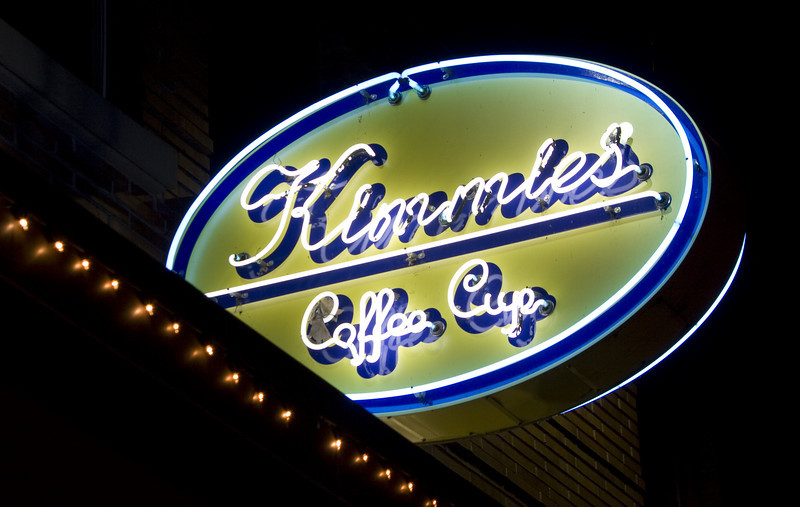 Kimmie's Coffee Cup, Old Town Orange, CA on December 27, 2011.  Image Copyright 2011-12 by DJB.  All Rights Reserved.