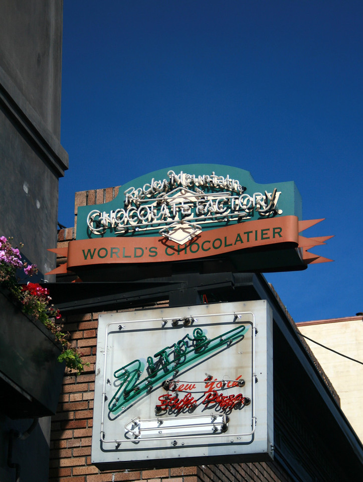Rocky Mountain Chocolate Factory, Orange, CA. Image Copyright 2009 by DJB.  All Rights Reserved.