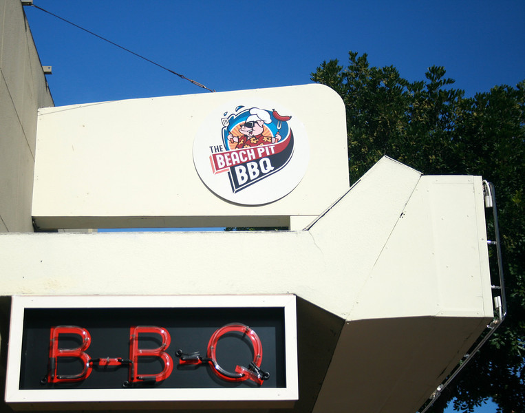 "Beach Pit BBQ, Orange, CA.  <a href=""http://www.beachpitbbq.com"">http://www.beachpitbbq.com</a>. Image Copyright 2009 by DJB.  All Rights Reserved."