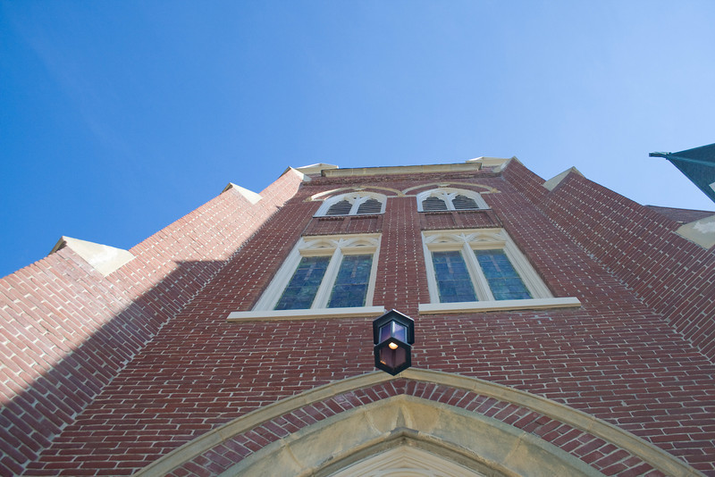 St. John's Lutheran Church, Orange, CA. <br /> Image Copyright 2010 by DJB.  All Rights Reserved.