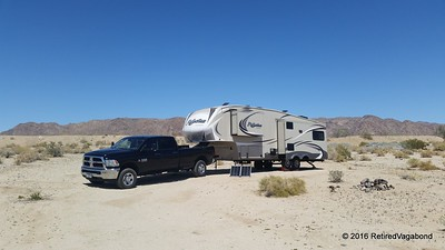 Boondocking Time