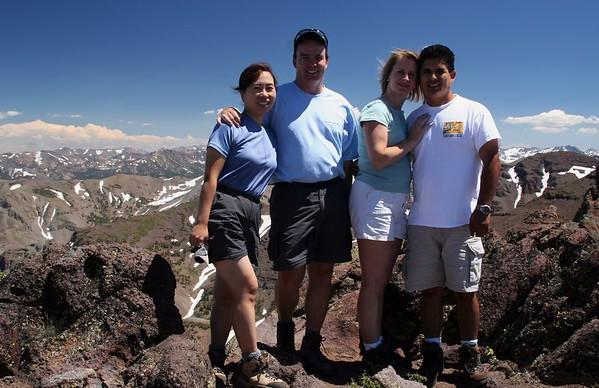 Mt McKay (10,870 feet).