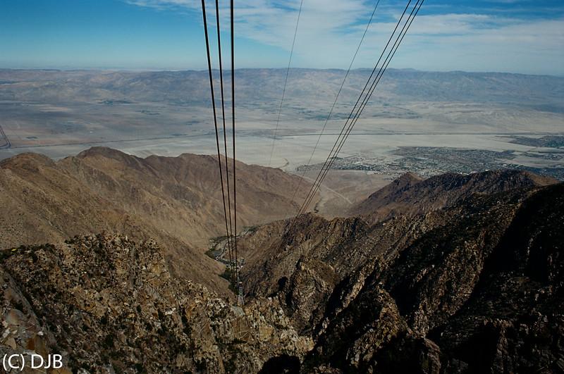 Palm Springs Aerial Tram.