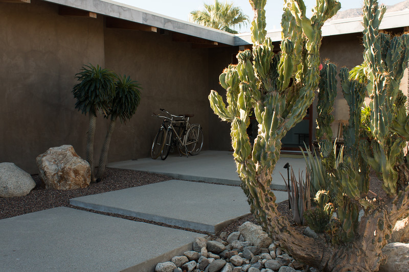 Private Residence,  Palm Springs, CA.