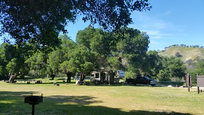 Paradise Campground, Caifornia
