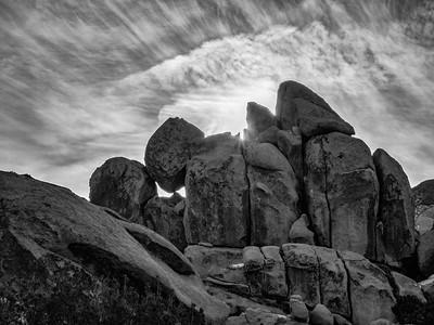 Joshua Tree rocks #4