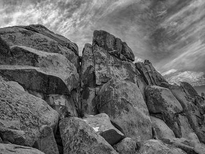 Joshua Tree rocks #3