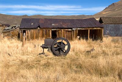 Bodie 19 Barn Wheel