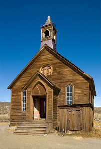 Bodie 16 Church