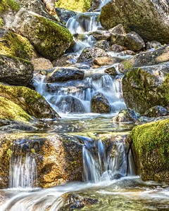 Small waterfalls #2
