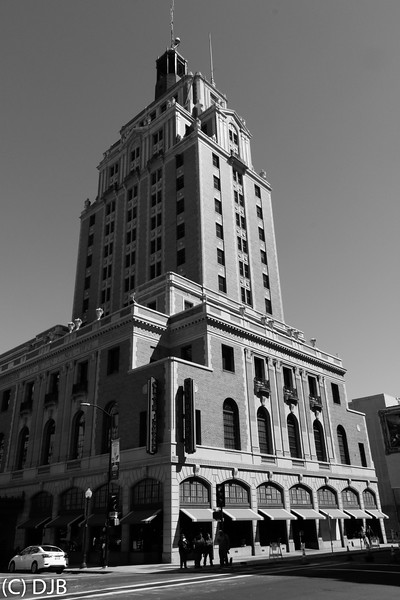 Elks Tower, Sacramento, CA.