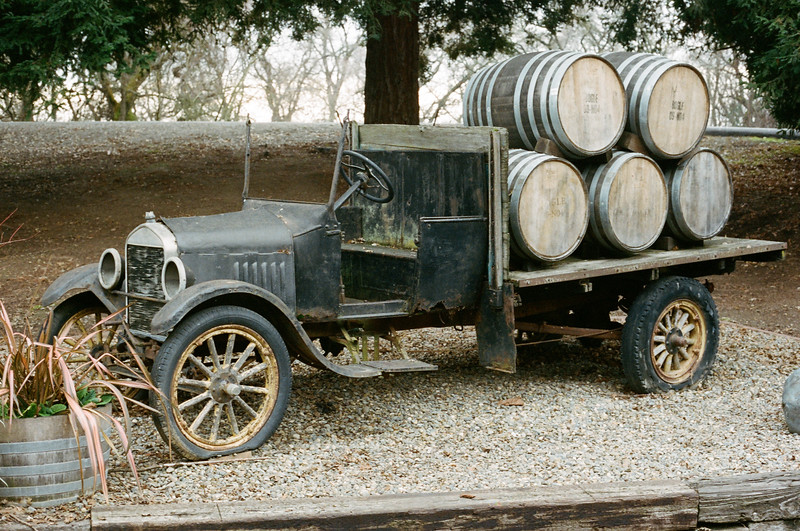 Bogle Winery, Clarksburg, California.