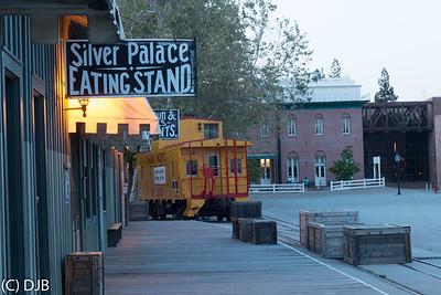Old Sacramento, California.